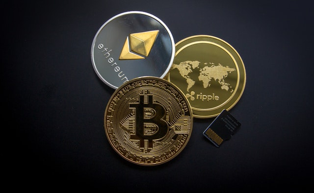 Ripple, Ethereum and Bitcoin