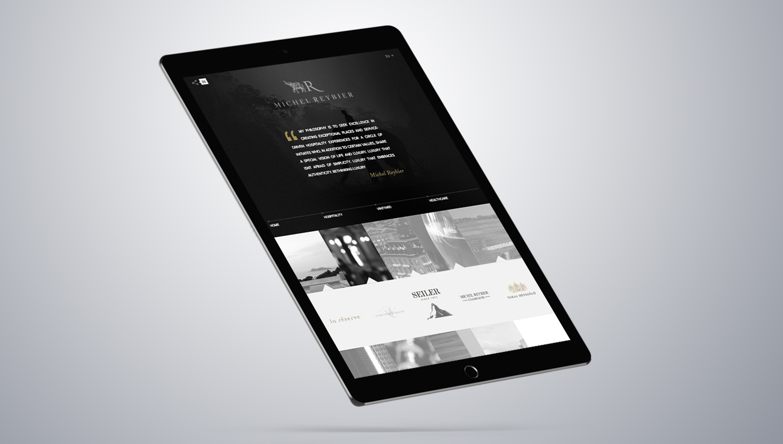 Michel Reybier Hospitality Web Design 8 Ways Media