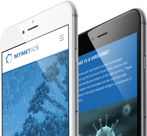 Mobile view design for Mymetics