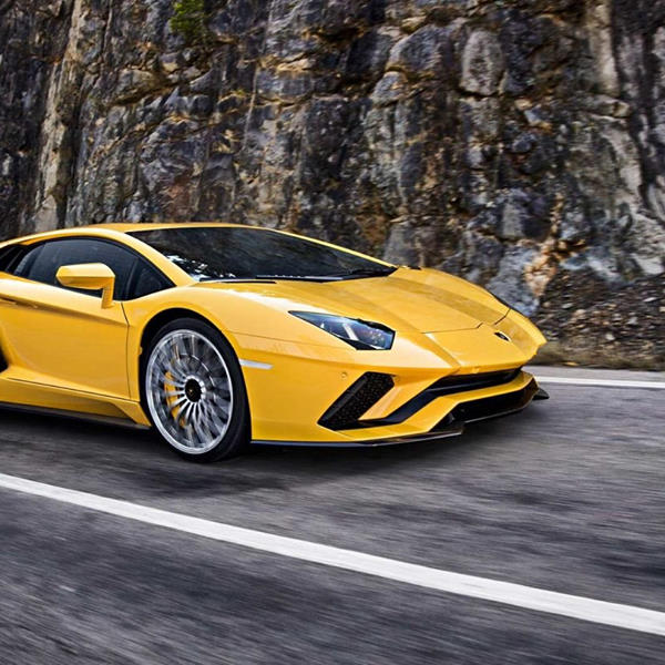 8 Ways Media Launches New Lamborghini Porrentruy Web Design